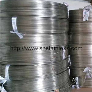 304 Super-long stainless steel seamless coiled tube