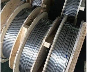 stianless steel coiled tube