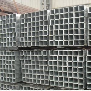 ASTM 304 welded Steel square pipe
